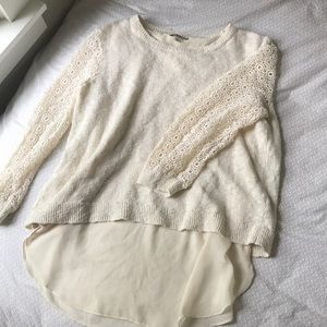 Sweater by Lucky Brand
